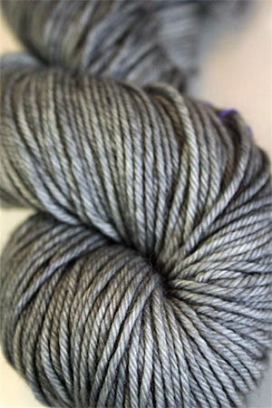 TOSH DK 4 ply merino yarn in Color Great Grey Owl