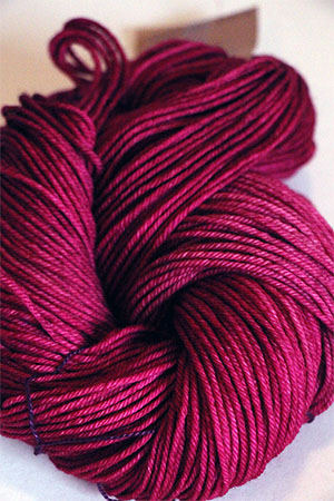TOSH DK 4-Ply Yarn in color Coquette Deux (341)