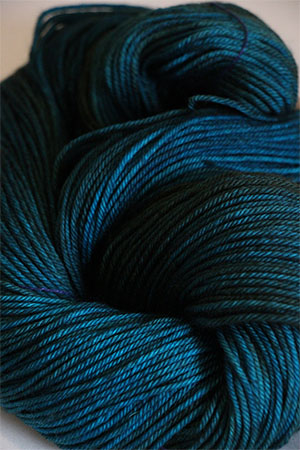 TOSH DK 4-Ply Yarn in color Turquoise (061)