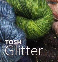 NEW TOSH: Merino Light Glitter
