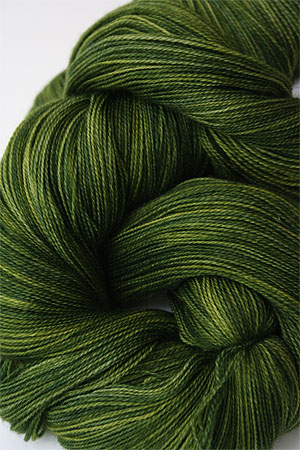 madelinetosh Tosh Merino Lace Yarn superwash 2 ply Merino Lace Yarn weight weight knitting yarn in Color Jade
