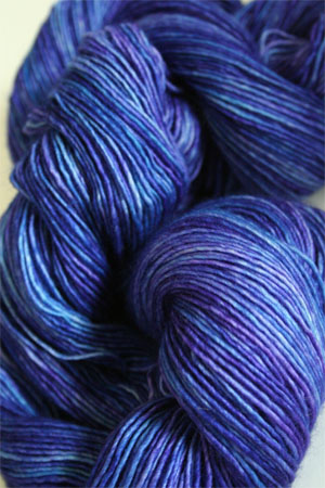 Madelinetosh Light in Vishnu