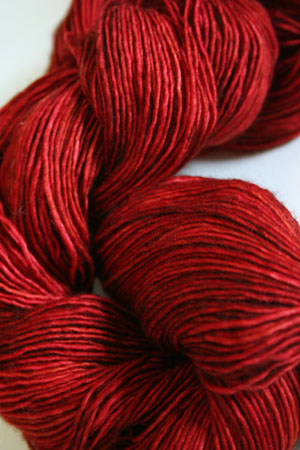 Madelinetosh Light in Robin Red Breast