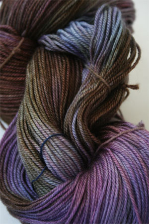 madelinetosh pashmina yarn in Cathedral