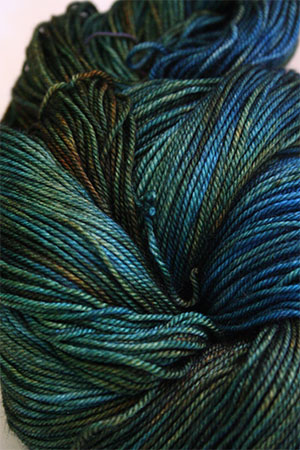 madelinetosh Vintage yarn in Shire