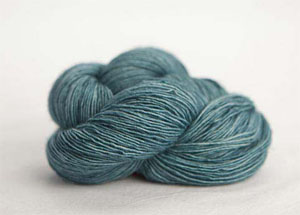 Tosh silk lace yarn by MadelineTosh in Well Water