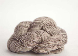 Tosh silk lace yarn by MadelineTosh in Gossamer