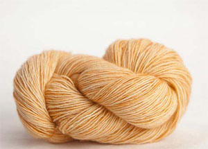 Tosh silk lace yarn by MadelineTosh in Alabaster
