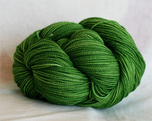 Tosh silk lace yarn by MadelineTosh in Leaf