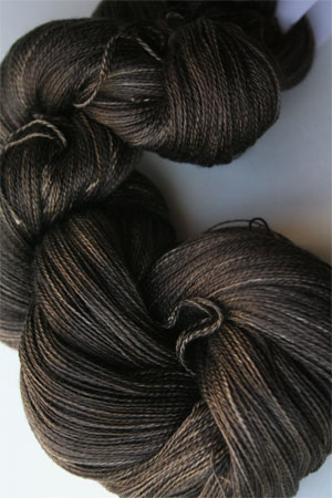 Tosh silk lace yarn by MadelineTosh in Twig