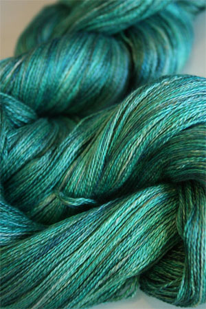 Tosh silk lace yarn by MadelineTosh in Big Sur
