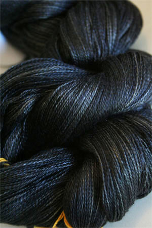 Tosh silk lace yarn by MadelineTosh in El Greco