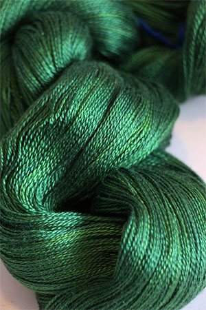 Tosh silk lace yarn by MadelineTosh in Mill Pond