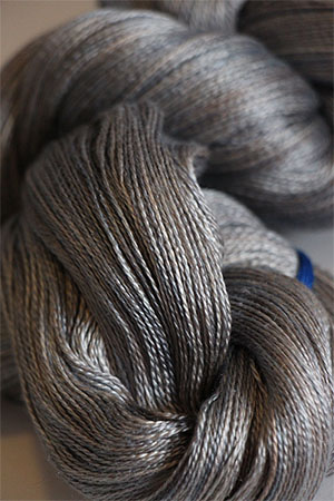 Tosh silk lace yarn by MadelineTosh in Court And Spark