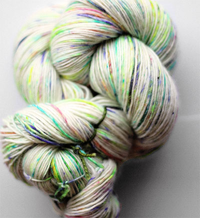 Tosh Merino Light Cosmic Wonderdust