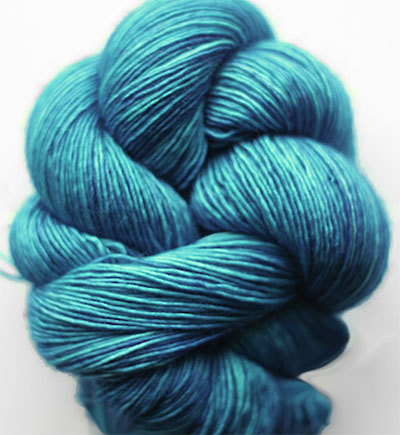 Tosh Merino Light Blue Nile