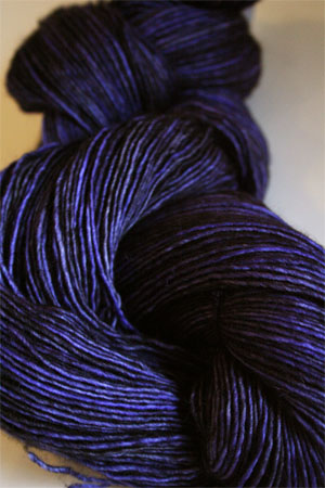 Madelinetosh Light in 51 Clematis