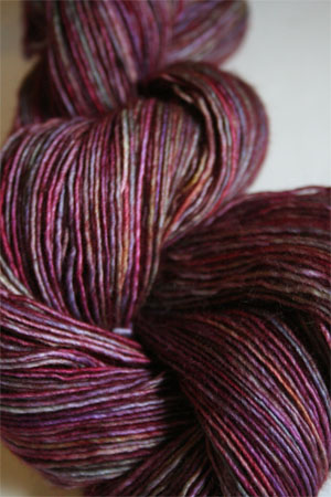 Madelinetosh Light in 205 Alizarin