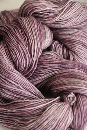 Madelinetosh Light in Sugar Plum