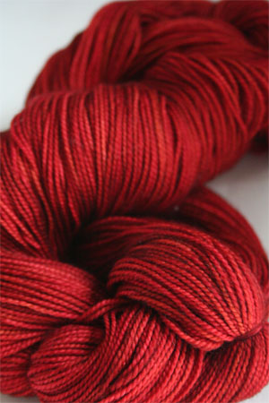 madelinetosh sock 261 Robin Red Breast