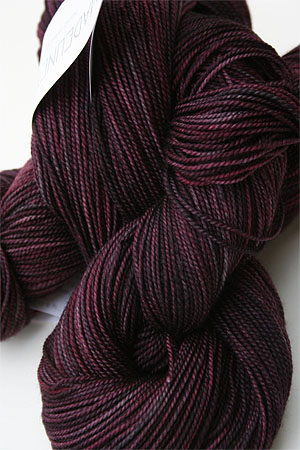 madelinetosh sock 83 Oxblood