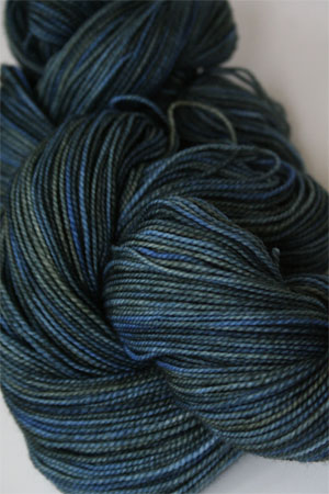 madelinetosh sock 233 Worn Denim