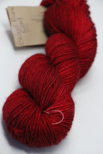 madelinetosh VINTAGE in Blood Runs Cold