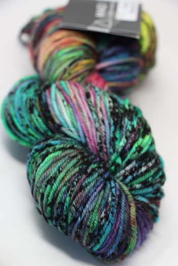 madelinetosh VINTAGE in Electric Rainbow