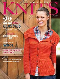 interweave knits fall 2011