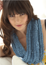 Vogue Knitting Bambino Cowl