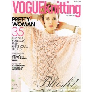 vogue knitting early fall 2012