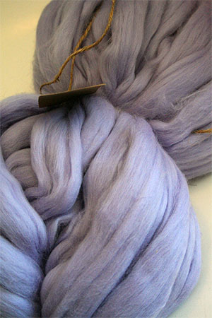 Pudgy Big Wool in Violet