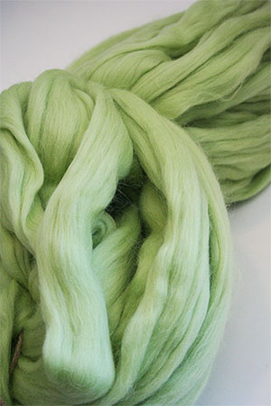 Pudgy Big Wool in Pistachio