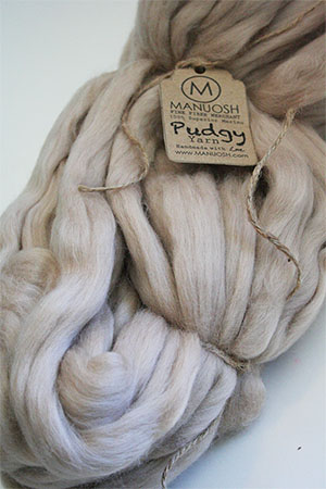 Pudgy Big Wool in SPICE