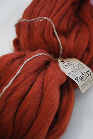Pudgy Big Wool in Sweet Potato