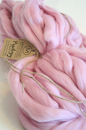 Pudgy Big Wool in Cotton Candy