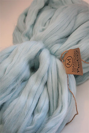Pudgy Big Wool in Crystalline