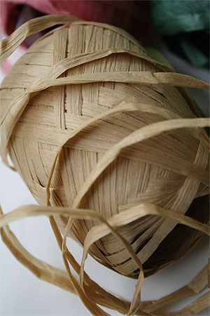 Paper Yarn from Natural Club in 41 Rattan