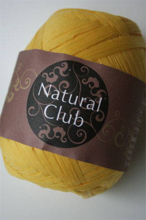 Paper Yarn from Natural Club in 46 Canary