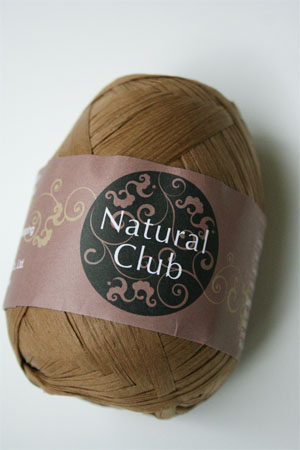 Paper Yarn from Natural Club in 43 Caramel