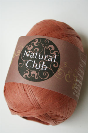 Paper Yarn from Natural Club in 98 Copper