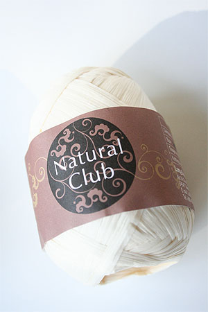 Paper Yarn from Natural Club in 47 Natural