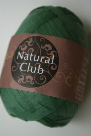 Paper Yarn from Natural Club in 11 Shamrock