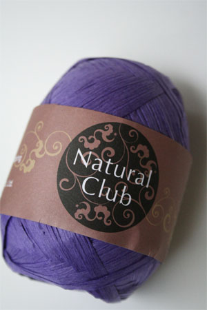 Paper Yarn from Natural Club in 20 Purple