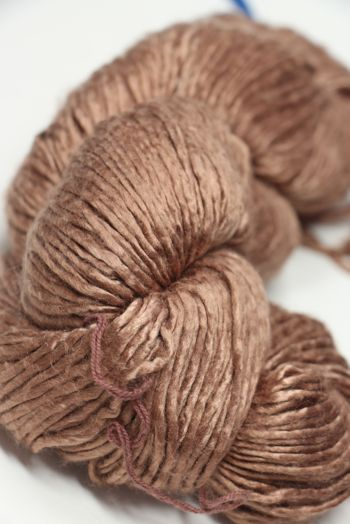 Peau de Soie Silk Yarn in Mink