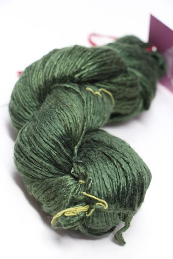 Peau de Soie Silk Yarn in Pine
