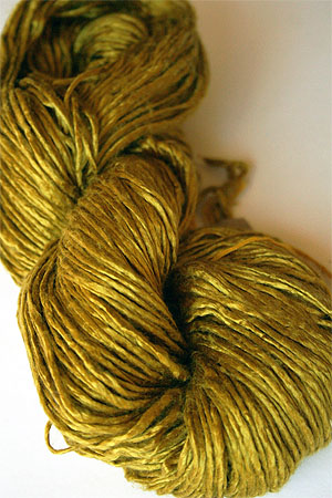 Peau De Silk in Peridot