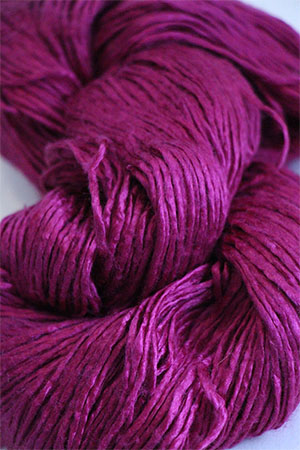 Peau de Soie Silk Yarn in Bordeaux