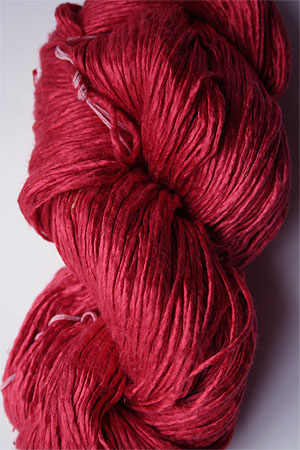 peau de soie silk in Cherry Pop