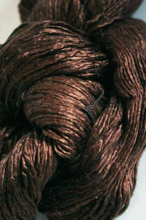 Peau De Soie :: Silk Yarn :: Chocolate